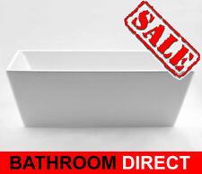 BDA QUATTRO 1500 mm Free Standing Bath Tub Freestanding Bathtub