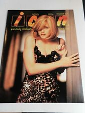Madonna Icon fan club magazine Vol 5 issue 4 MB