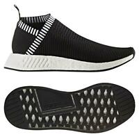 adidas ORIGINALS MENS NMD CS2 SHOES BLACK TRAINERS SNEAKERS DEADSTOCK RARE PINK