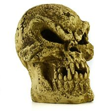 LARGE Tall Lighted Light Up Halloween Skull Mold Prop Yard Decoration Battery