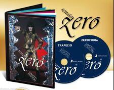 Renato Zero Trapezio Zerofobia Limited Edition Libro Fotografico (2 Disc -Set)