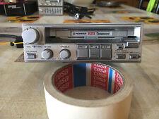 Piastra lettore di cassette d'epoca Pioneer KP-818 cromata!