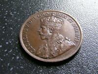 1912 Large Cent Canada.
