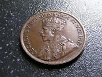 1916 Large Cent Canada.
