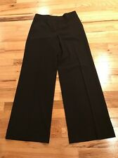 Women's New York & Co Stretch Black Dress Pants Size 6