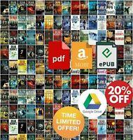 ALL Dean Koontz e Books collection - (Epub/Mobi/PDF) FAST DELIVERY - Best Seller