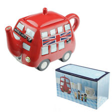 Fun Novelty Routemaster Red Bus Teapot DRIVER PARTY TRAVEL BIRTHDAY PRESENT GIFT