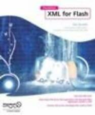 Very Good, Foundation Xml For Flash, Jacobs, Sas, Book