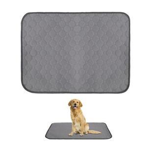 Pet Puppy Dog Training Absorbent Pad Reusable Machine Washable Toilet Pee Mat UK
