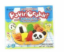 Kracie Popin' Cookin' DIY Candy Kit - Bento