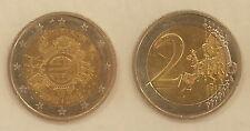 Países Bajos 2 Euro 2012, Euro de 10 años * 1819 *.