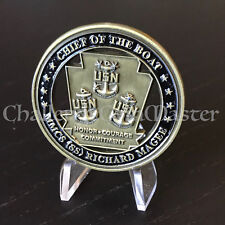 C23 USS PENNSYLVANIA Chief of the Boat MMCS Richard Magee CHALLENGE COIN