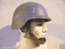 """CASQUE MILITAIRE """"FRITZ"""" CGF GALLET 1998 PETITE TAILLE / OBSOLETE"""
