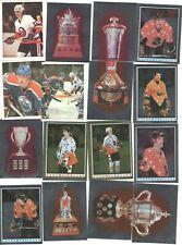 1982 Topps Hockey Stickers Singles Wayne Gretzky AVG EXNRMT- Shipping Discount