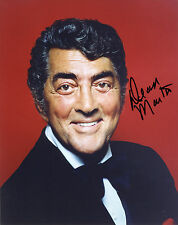 REPRINT DEAN MARTIN 1 Rat Pack autograph autographed signed photo copy