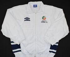 1999-2000 IRELAND UMBRO FOOTBALL JACKET (SIZE L)