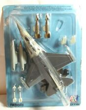 GE FABBRI DIECAST 1:100 SCALE F-16A FIGHTING FALCON - SEALED BLISTER PACK