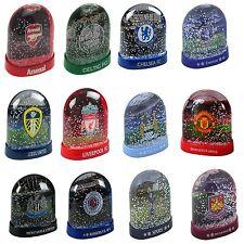 Official Football Merchandise Crest Stadium Snow Globe Paper Weight Gift