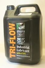 NEW TRI-FLOW 32871 Industrial Friction-Reducing Lubricant With PTFE 4 Litre
