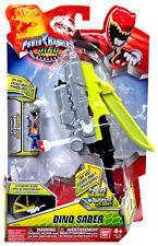 POWER RANGERS DINO Super Charge DINO Saber Sciabola con caricabatterie... RARO!!!