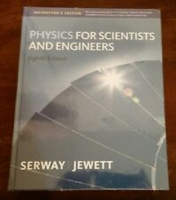 Physics For Scientists And Engineers Eighth Edition Instructors Review Copy
