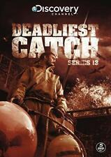 Deadliest Catch Series (season) 13 - 5 Disc Set Discovery Channel DVD
