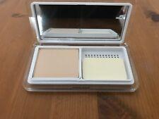 Calvin Klein Two Way Powder Foundation In Beige Ocher 304 10g Travel Size