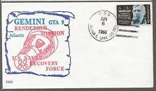 1966 USS William C Law DD763 Recovery Ship Gemini 9 Mission
