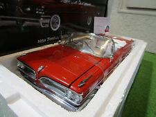 PONTIAC BONNEVILLE CONVERTIBLE de 1959 au 1/18 SUN STAR 5183 voiture miniature