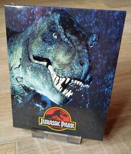 Jurassic Park Filmarena FAC #65 Fullslip Blu-ray Steelbook New Sealed