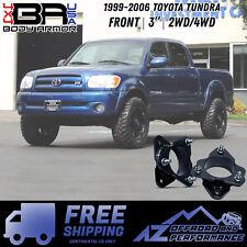 "Body Armor 4X4 | 1999-2006 Toyota Tundra 3"" Front Lift Kit | *FREE SHIPPING*"