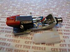 SILVER HEADSHELL +  Magnetic CARTRIDGE FOR TECHNICS VESTAX NUMARK