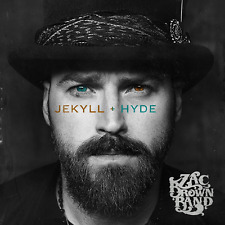 JEKYLL + HYDE, Zac Brown Band [AUDIO CD, NEW] FREE SHIPPING