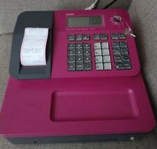 Casio Cash Register Se G1 For Retail Businesses Pink