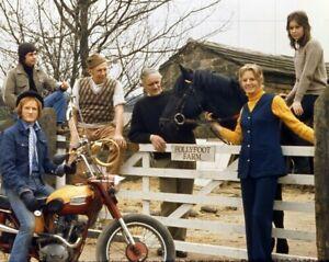 "FOLLYFOOT - GILLIAN BLAKE - MONICA DICKENS - 10"" x 8"" Colour Photo 1971-1973"