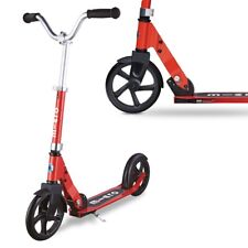 Great Micro Cruiser 2 Wheeled Scooter Red 5-10 Years