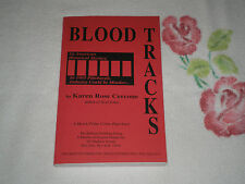 BLOOD TRACKS by KAREN ROSE CERCONE      -ARC-  +JA+