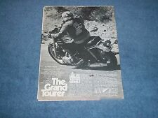 "1978 Honda GL-1000 Vintage Motorcycle Info Article ""The Grand Tourer"""