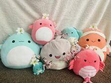squishmallow sea life bundle