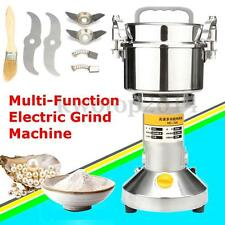 700G High Speed Electric Grinder Mill Flour Herb Powder Grain Grinding Machine