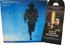 "Michael Jackson SMOOTH CRIMINAL Disque 33t 12"" LP Maxi Single Advent Calendar UK"