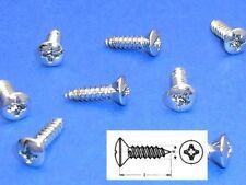 Chromschrauben an Ziergitter Motorhaube MERCEDES W111