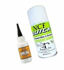 Hot StuffHot Stuff Super T Medium CA Glue (2oz) & NCF Quick Aerosol Accelerat...