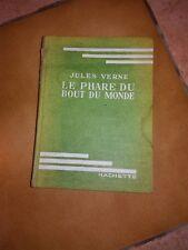 Livre 1943 - Le Phare du bout du monde  (Jules Verne)