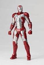 KAIYODO SCI-FI Revoltech Series No.041 - Iron Man Mark V