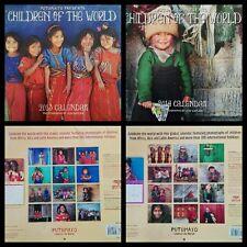 "PUTUMAYO Presents ""CHILDREN OF THE WORLD"" 2013 Calendar + 2014 Calendar"