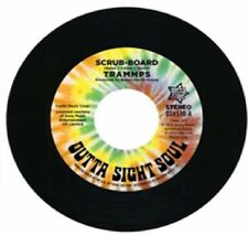 NEW !! - TRAMMPS - Scrub-board / Hold back the night - OSV 170
