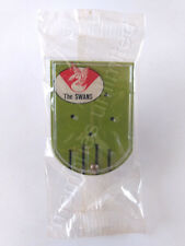 1975 Kellogg's VFL Roll-A-Goal Toy SOUTH MELBOURNE, SWANS NEW IN PACKET Kelloggs
