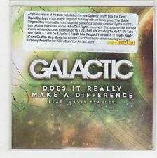 (GS524) Galactic, Does It Really Make A Difference - 2015 DJ CD