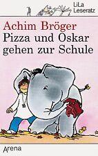 PIZZA et OSKAR aller a la SCHULE - Achim BRÖGER tb (1985)